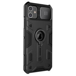 iPhone 11 Pro Armor калъф със защита на камерата черен