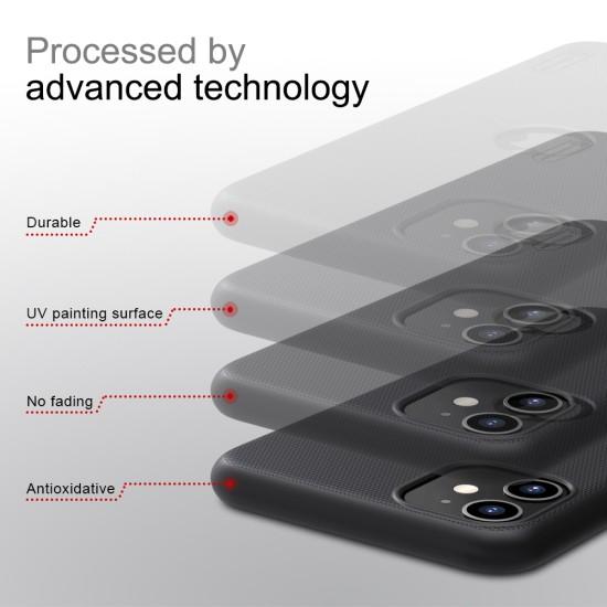 iPhone 11 калъф твърд гръб Nillkin черен