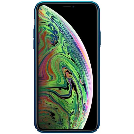 iPhone 11 калъф твърд гръб Nillkin син