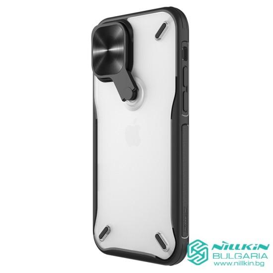 iPhone 12 / 12 Pro калъф твърд гръб Cyclops син
