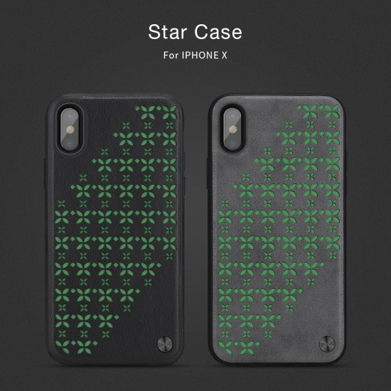 Apple iPhone X /Xs калъф NILLKIN Star Case