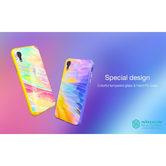 Apple iPhone XR калъф Ombre