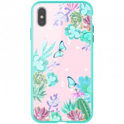Apple iPhone Xs MAX калъф Floral