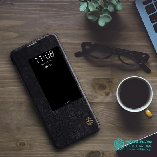 Кожен калъф QIN Nillkin за Huawei Mate 20 Pro