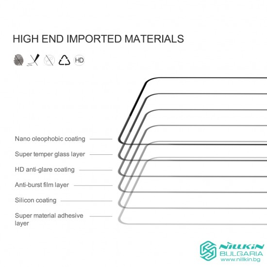 Oneplus Nord N100 CP+Pro Темперирано стъкло Nillkin