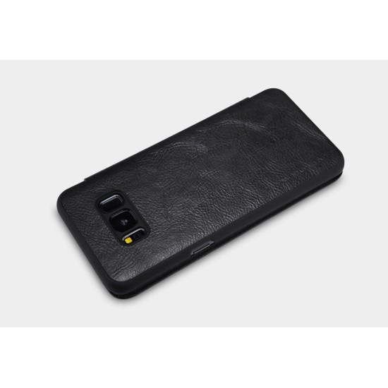 Samsung Galaxy S8 Plus Кожен калъф QIN Nillkin