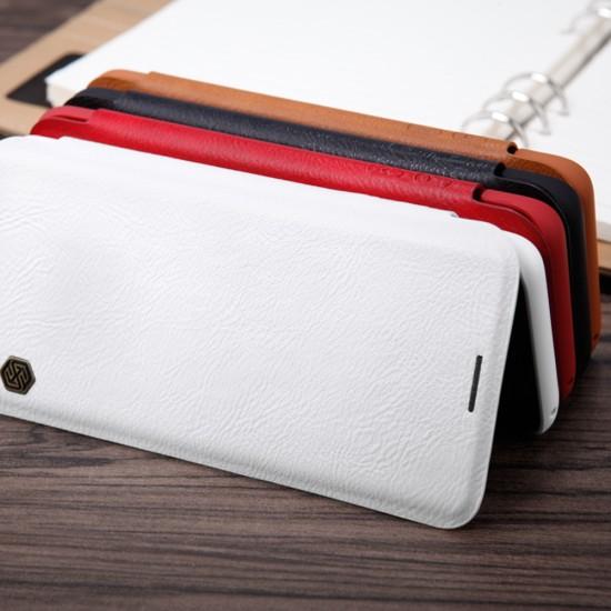 Samsung Galaxy S9 Кожен флип калъф QIN Nillkin