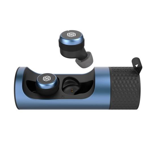 Безжични слушалки Nillkin GO TW004 сини