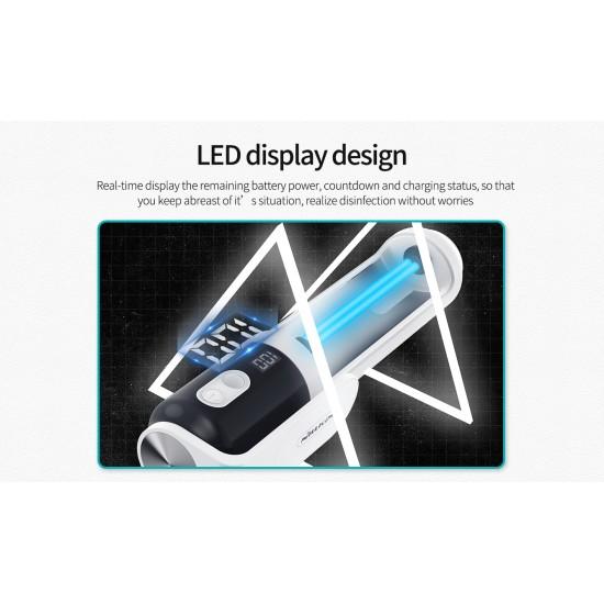 Лампа за стерилизация с UV лъчи и озон