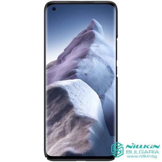 Mi 11 Ultra калъф твърд гръб Nillkin черен
