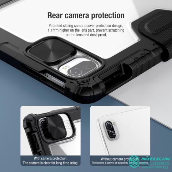 Mi Pad 5 брониран калъф с капак и защита на камерата