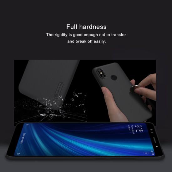 Nillkin твърд гръб за Xiaomi Mi A2 (Mi 6X)