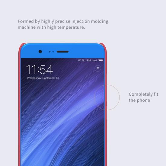 Xiaomi Mi Note 3 твърд гръб Nillkin