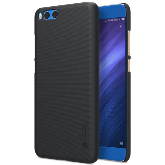 Mi Note 3 калъф твърд гръб Nillkin черен