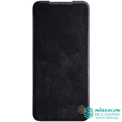 Poco X3 NFC / Poco X3 Pro луксозен флип калъф QIN Nillkin черен