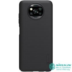 Poco X3 NFC / Poco X3 Pro калъф твърд гръб Nillkin черен