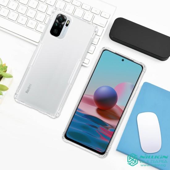 Redmi Note 10 Силиконово калъфче Nillkin