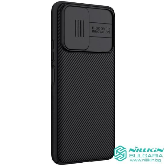 Redmi Note 10 PRO 5G / POCO X3 GT 5G твърд гръб със защита на камерата  Nillkin черен