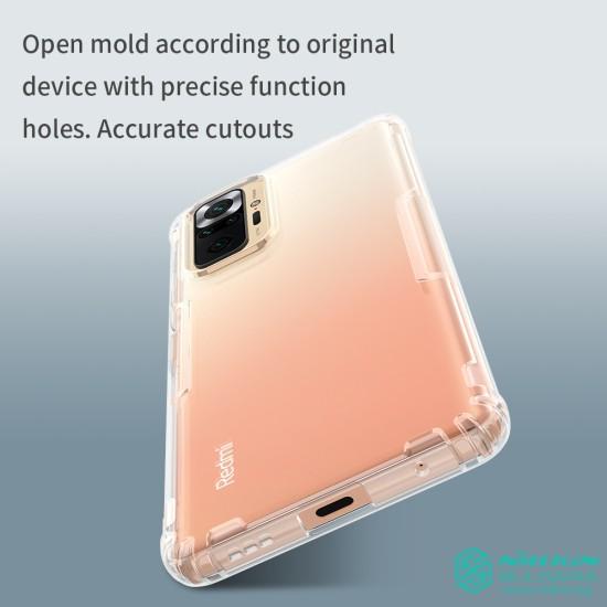 Redmi Note 10 Pro Силиконово калъфче Nillkin