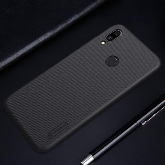 Redmi Note 7 твърд гръб Nillkin черен