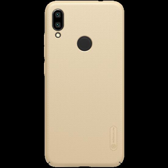 Redmi Note 7 твърд гръб Nillkin златист