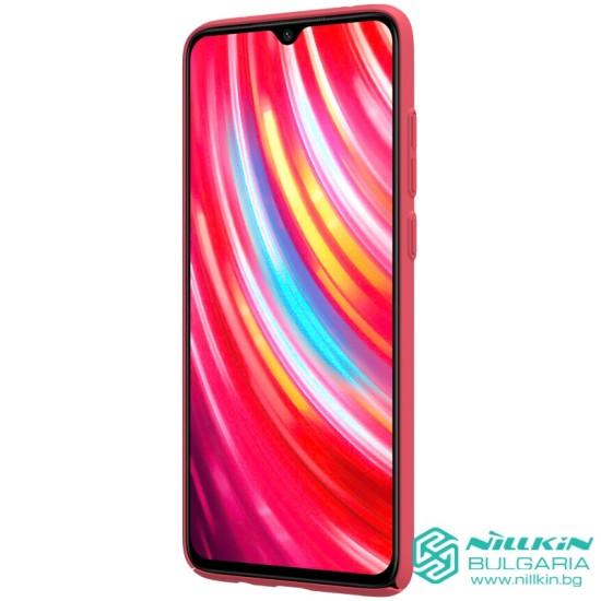 Redmi Note 8 PRO калъф твърд гръб Nillkin син