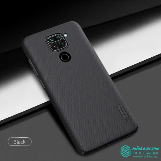 Redmi Note 9 калъф твърд гръб Nillkin черен