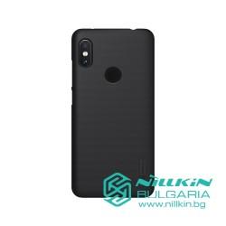 Redmi Note 6 Pro калъф с твърд гръб Nillkin черен